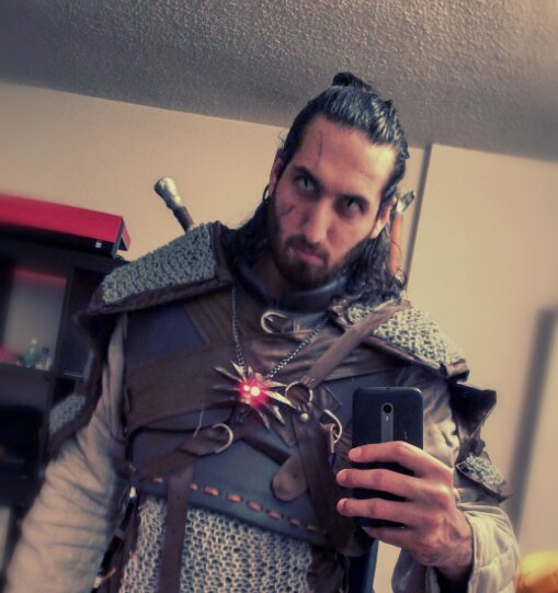 The Witcher costume