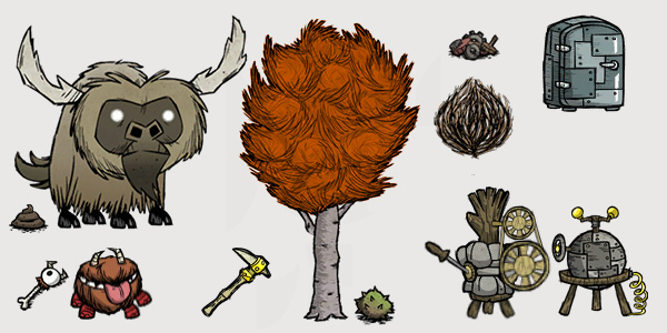 Things I Ve Learned About Don T Starve Together Gigglingcorpse